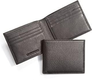 Leatherology Men's Bifold Wallet - RFID Available