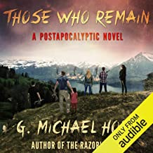Those Who Remain: The New World Series, Book 7