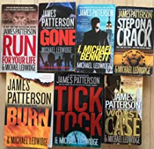 Michael Bennett Series Set of 7 Novels by James Patterson