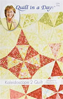 Quilt in a Day Kaleidoscope 2 Quilt Pattern