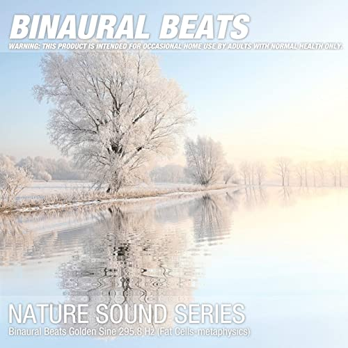Binaural Beats Golden Sine 295 8 Hz Fat Cells Metaphysics By Binaural Beats Isochronic Tones On Amazon Music