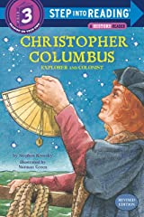 Christopher Columbus: Explorer and Colonist (Step into Reading) Kindle Edition