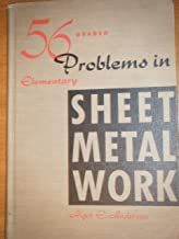 56 graded problems in elementary sheet metalwork