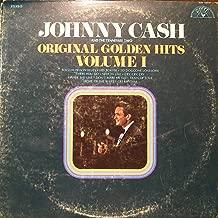 Johnny Cash: Original Golden Hits - Volume 1 [12
