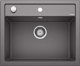 Blanco 铂浪高 厨房水槽 DALAGO Felsgrau 60 cm Unterschrank