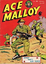 Ace Malloy of the Special Squadron #65: a New Edition: