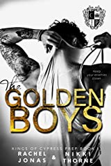 The Golden Boys: Dark High School Bully Romance (Kings of Cypress Pointe Book 1) (English Edition) Format Kindle