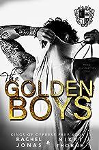 The Golden Boys: Dark High School Bully Romance (Kings of Cypress Prep Book 1)
