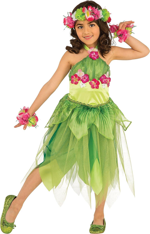 Rubies Hawaiian Dancer Girls Luau Costume