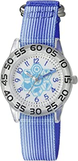 Marvel Kids' W002621 Group Analog Display Analog Quartz Blue Watch