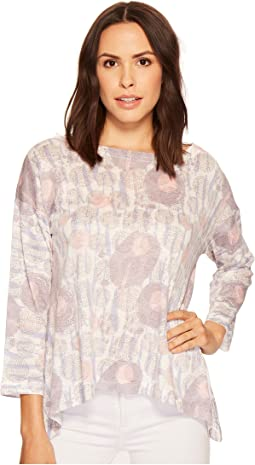 Nally & Millie - Printed Boxy Top