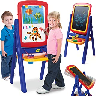 Best crayola chalkboard and dry erase board Reviews