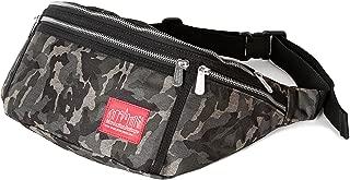 Twill Alleycat Large Zipper Waist Bag, Camo