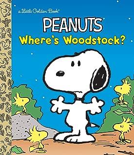 Where's Woodstock? (Peanuts) (Little Golden Book)