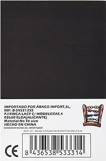 Abaco 331 - Pack de 10 laminas gomas Eva, 2 mm de grosor, 20x30