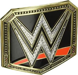 WWE Championship World Heavyweight Belt Buckle