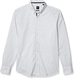 Hugo Boss Men's Casual Button Down Shirt