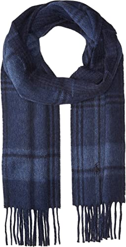 Polo Ralph Lauren - Reversible Stable Plaid Scarf