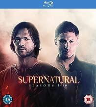 Supernatural: Seasons 1-10 Region Free  UK
