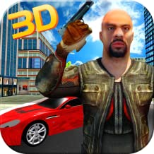 Vegas City Crime Adventure & Fighting Survival Mission Game 3D: Miami Auto Theft GangsterCar Simulator Adventure Games Free For Kids 2018