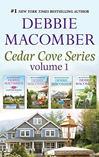 Debbie Macomber's Cedar Cove Volume 1 - 4 Book Box Set (English Edition)