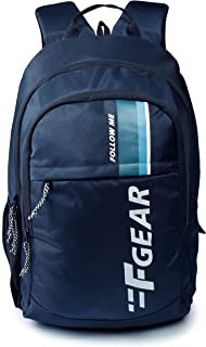 F Gear Circadian Guc Navy Blue 27 Ltrs Casual Backpack (3329)
