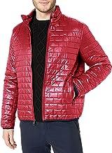 Tommy Hilfiger Men`s Sweaterweight Ultra Loft Hooded Packable Puffer Jacket
