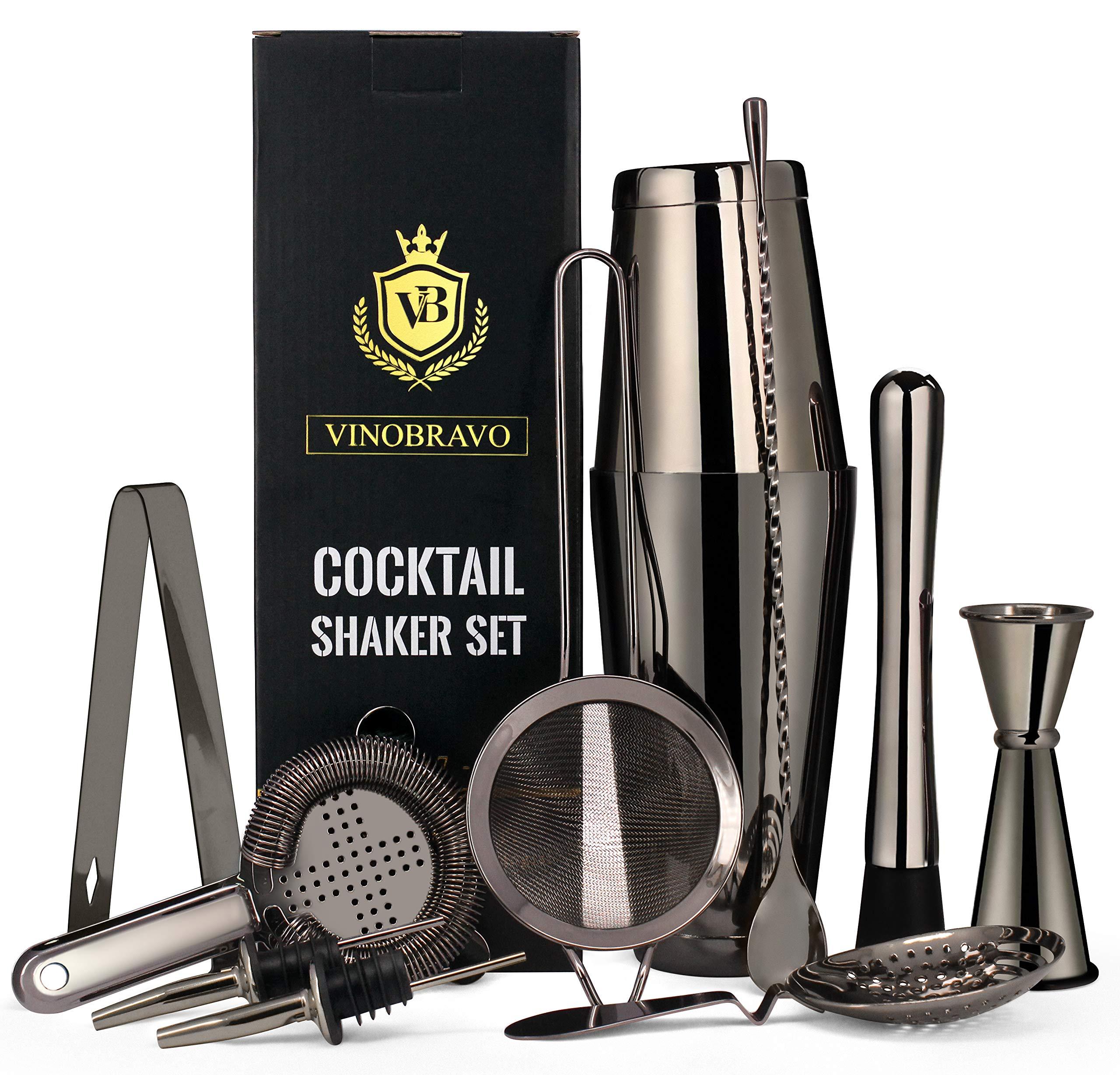 Boston Cocktail Shaker Bar VinoBravo