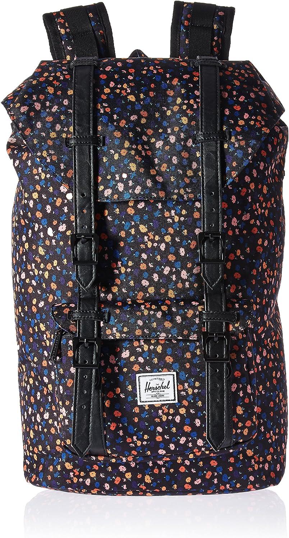 Herschel Supply Co.Little America Mehrzweck-Rucksack, mittelgroß, 10020-01641-OS, Schwarz, 10020-01641-OS B06XCCK3SN  Tadellos