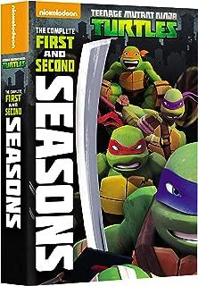 Teenage Mutant Ninja Turtles: The Complete First and Second Seasons
