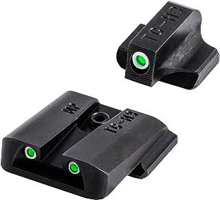 TRUGLO Tritium Handgun Glow-in-The-Dark Night Sights for Smith & Wesson M&P Series Pistols (TG231MP)