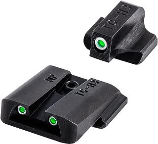 TRUGLO Tritium Handgun Glow-in-The-Dark Night Sights, Smith & Wesson M&P