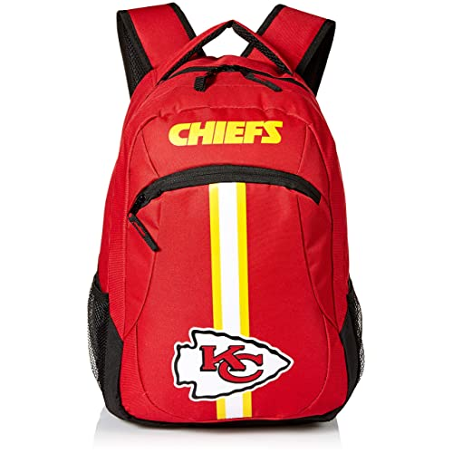 6368bb4cb Forever Collectibles NFL Team Logo Action Backpack