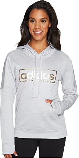 adidas - Linear Metal Team Issue Pullover