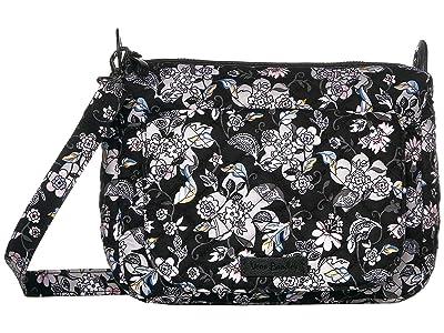Vera Bradley Carson Mini Shoulder Bag (Holland Garden) Cross Body Handbags