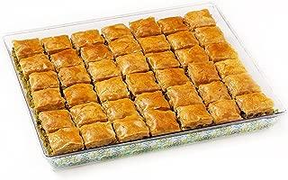 Al Bohsali 1870- Premium Pistachio Baklava 42 Pieces