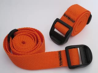 BuckleGear Molle Backpack Accessory Straps - Slide Bar - Made in USA