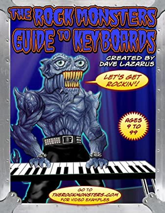 The Rock Monsters Guide to Keyboards (The Rock Monsters Guides)