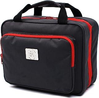 Large Versatile Travel Cosmetic Bag - Perfect Hanging Travel Toiletry Organizer (XL Grey)