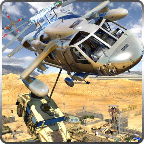 Military Cargo Helicopter Airport City Transport Tycoon Game: US Army Transporter Flight Simulator Games Gratis