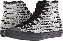 Chuck Taylor® All Star® Knit + Fur Hi