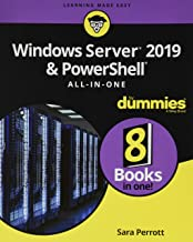 Windows Server 2019 & PowerShell All-in-One For Dummies (For Dummies (Computer/Tech))