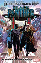 Black Panther Book 8: The Intergalactic Empire Of Wakanda Part Three (Black Panther (2018-))