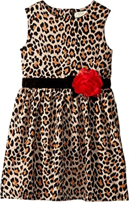 Kate Spade New York Kids - Classic Leopard Dress (Little Kids/Big Kids)