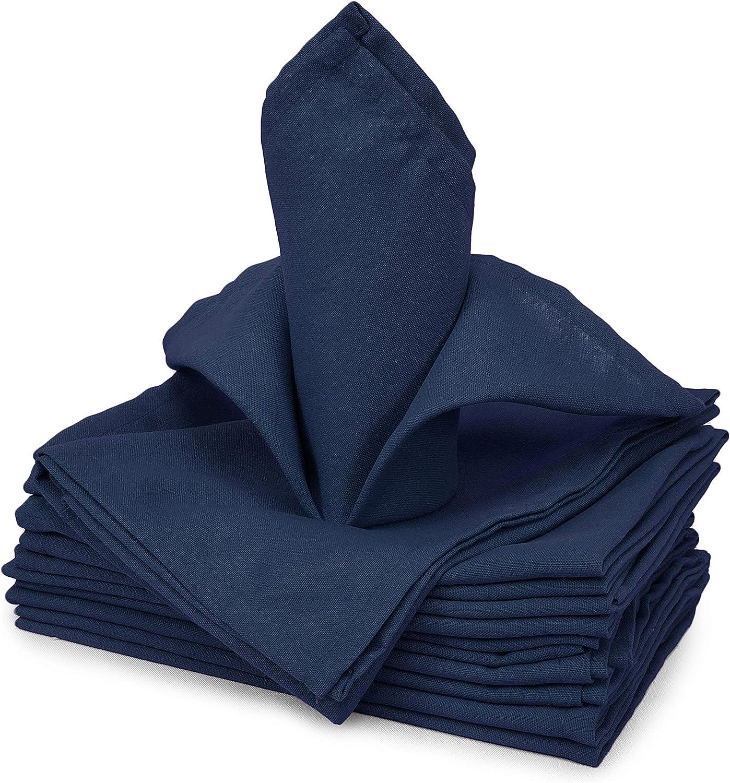 5% OFF TableLinensforLess 20x20 Super-cheap Inch Hemmed XL Oversized Cloth Napkins