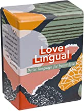 Love Lingual: Card Game - Better Language for Better Love - 150 Conversation Starter Questions for Couples - to Explore & ...