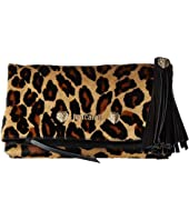 Just Cavalli - Cheetah Clutch with Tassel