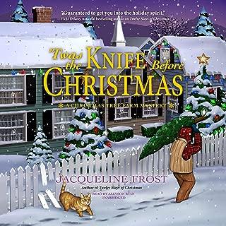 'Twas the Knife Before Christmas: A Christmas Tree Farm Mystery, Book 2