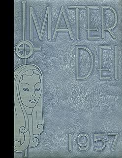(Reprint) 1957 Yearbook: Notre Dame High School, Batavia, New York