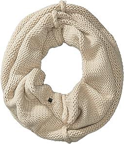 Plush - Fleece-Lined Chunky Knit Neck Warmer